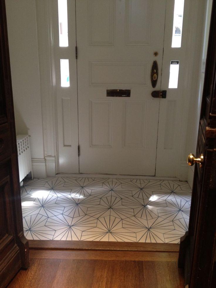 Dandelion - milk/marine - Collection 2012 - Marrakech Design is