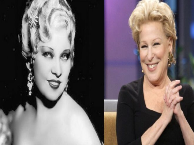 Bette Midler To Star As Mae West In HBO Movie Written By Harvey Fierstein | NewNowNext