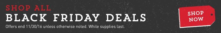 Lowe's Black Friday Sale is LIVE - $398 Refrigerators - $39 Shop Vacs - 99¢ Poinsettas and More! - http://www.swaggrabber.com/?p=284607