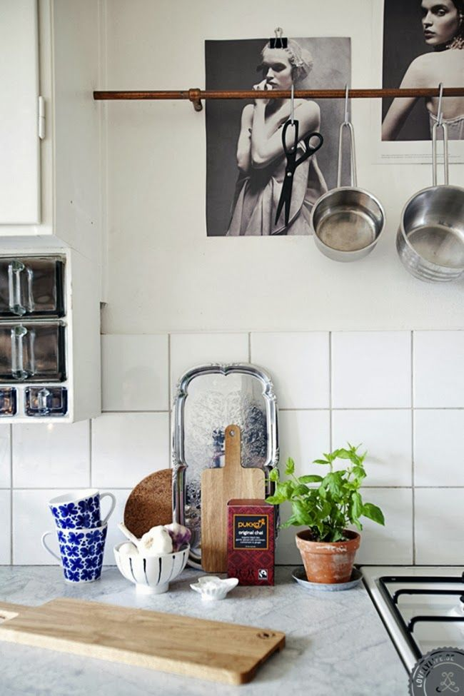 STIL INSPIRATION: Hannas kitchen