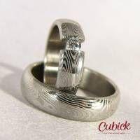 Unikátní, ručně kované, snubní prsteny - Aktualita - Hodiny a Klenoty - Incheba