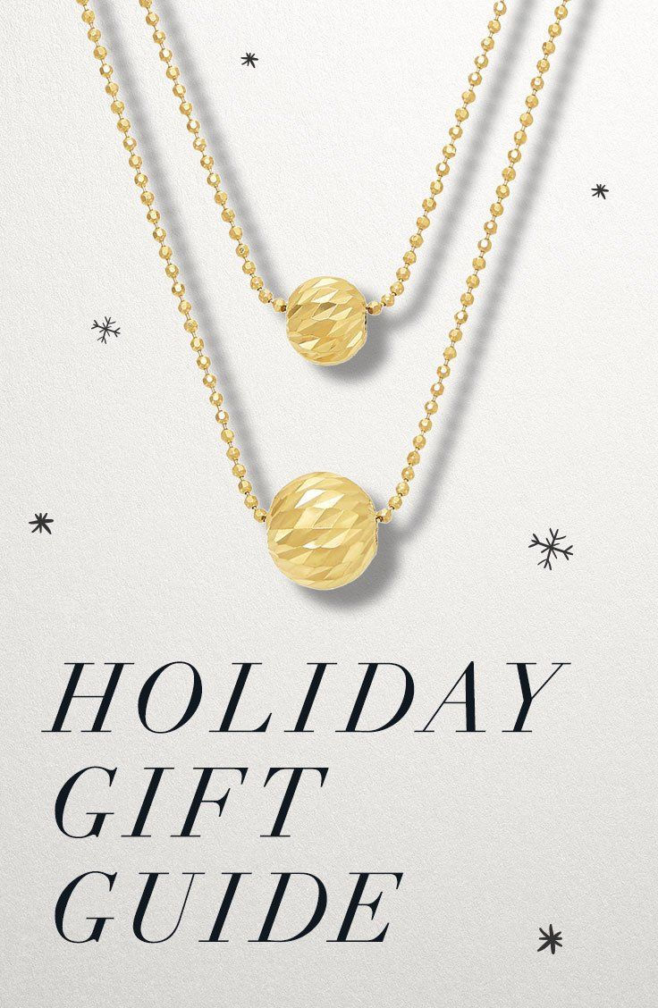 f2959b7735c1c Layered Spheres Necklace 14K Yellow Gold 17