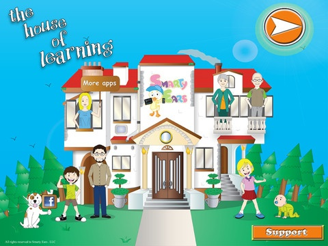 House of Learning: Learning 6 99, Learning App, Speech App, Therapy App, Learning Opportunities, Guide Houses, Houses Sets, Immen Learning, Teacher