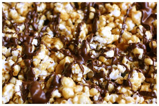 WARNING: Do not eat one single piece of this caramel corn unless you are prepared to indulge in the whole bowl! ************************ This Oven-Baked Caramel Corn is downright addictive. If it's on the counter, I simply cannot leave it alone. The caramel glaze is utter perfection – not too thick, not too thin – with …
