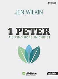 I hope this study of 1 Peter will awaken in women a desire to begin investing in the good work of 'owning' an entire book of the Bible.