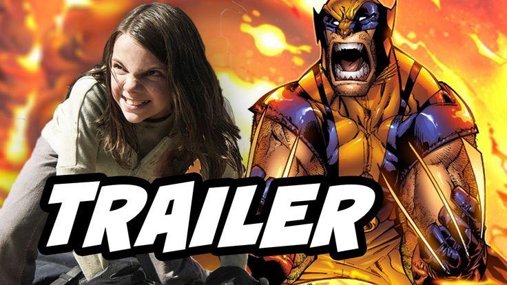 Logan Wolverine Fight Trailer -  Legion Episode 1 and XMen Supernova