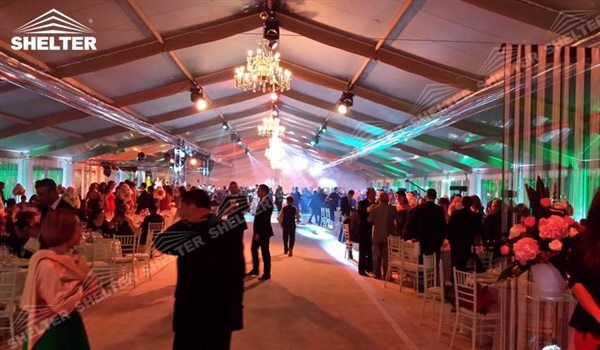 Shelter Tent offers various of party tent for sale. This transparent tent is our best seller and people just love it for a luxury party and gatherings.