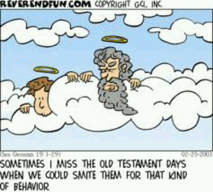 Funny Christian Comic