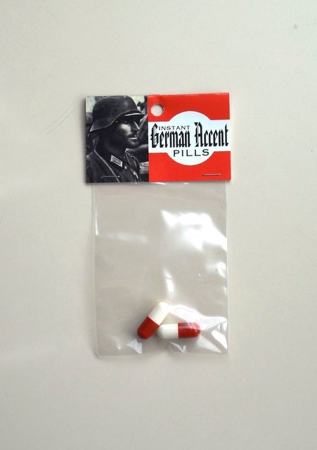 Instant German accent pills: Essential Things, Accent Pills, Epic Find, Fancy, German Accent, Amazing Stuff, Funny, Curious Things, Instant German