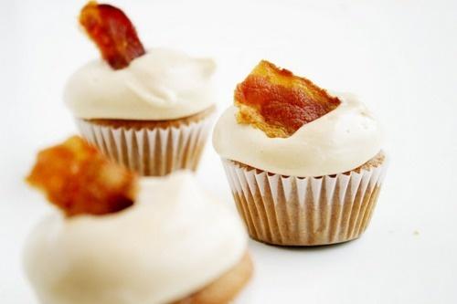 Bacon ..egg and pancake cupcake   Food & Drinks   Pinterest
