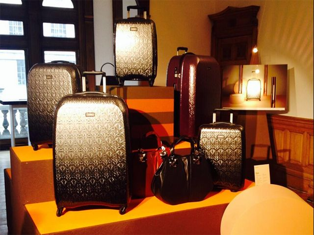 Elara Collection - Antler Luggage - Antler Suitcases
