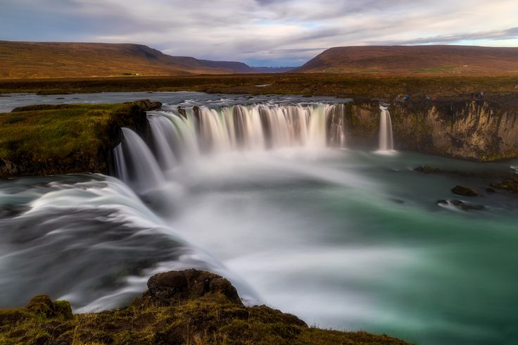 Watershed - Another perspective of Godafoss