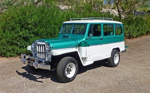 1959 Willy S Station Wagon Model60 Vintage Love