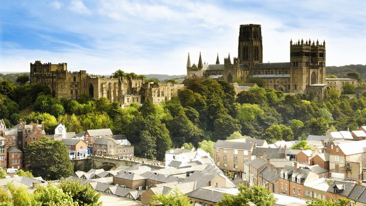The Durham City skyline is one of the most stunning city panoramas in Europe.