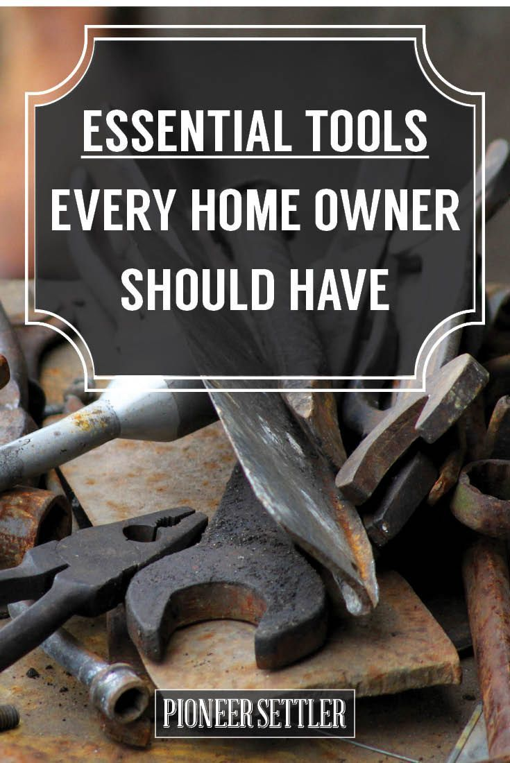 Essential Tools For Your Makeup Bag: Essential Tools Every Homeowner Should Have For Their