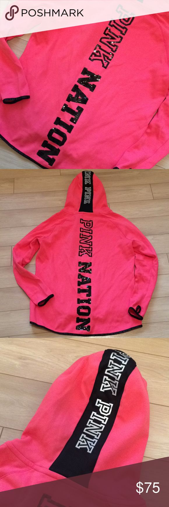 Best 25  Vs pink hoodie ideas on Pinterest | Pink clothing brand ...