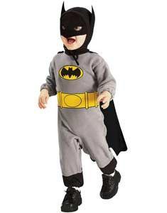Authentic Baby Batman Costume Costumes Pinterest Halloween