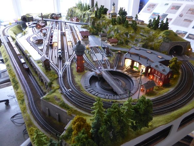 Modellbahn 315 Brima Modellanlagenbau Eisenbahn Modellbau Modellbahn Modelleisenbahn Gleisplane