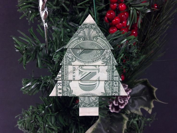 78 best $ Origami TREE Ornaments images on Pinterest ... - photo#15