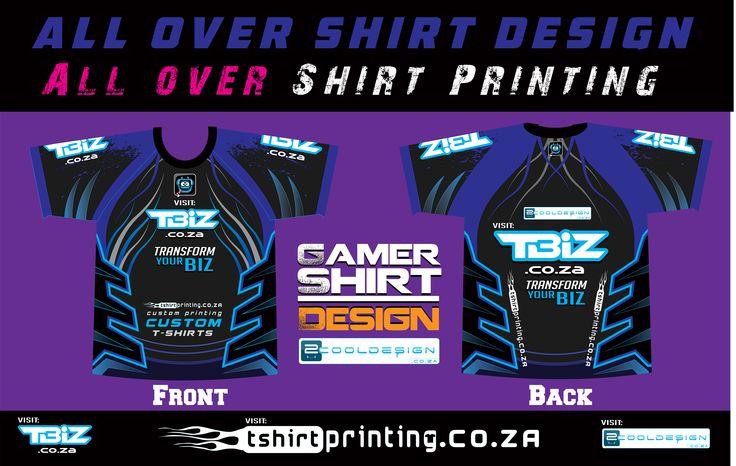 Gamer Shirt Design by Guy Tasker http://tbiz.co.za  /  http://2cooldesign.co.za  /  http://tshirtprinting.co.za  /  http://tshirt-printing.co.za