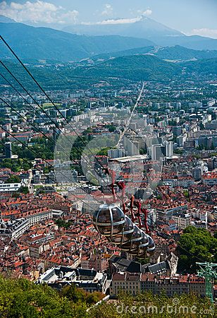 Grenoble - Download From Over 50 Million High Quality Stock Photos, Images, Vectors. Sign up for FREE today. Image: 79495329