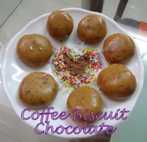 Coffee Biscuit Chocolate