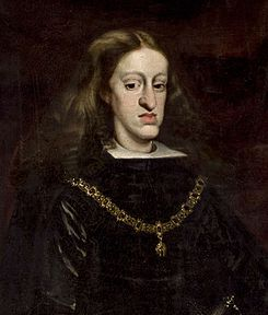 """Charles II, who was dubbed El Hechizado (""""The Hexed""""), was the produce of an uncle-niece marriage — Phillip IV with his niece Mariana of Austria. His grandfather Philip III was also born of an uncle-niece marriage — Philip II with his niece Anna of Austria."""