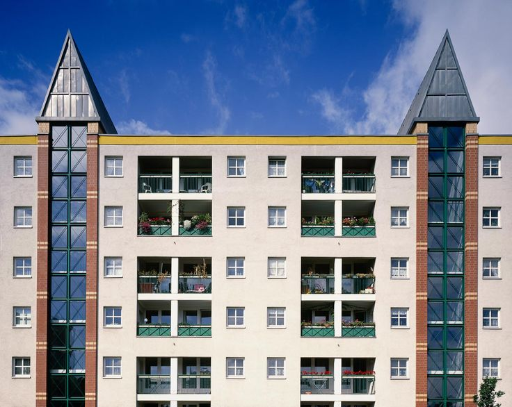 Residential building Kochstrasse | Palladium Photodesign | Barbara Burg + Oliver Schuh