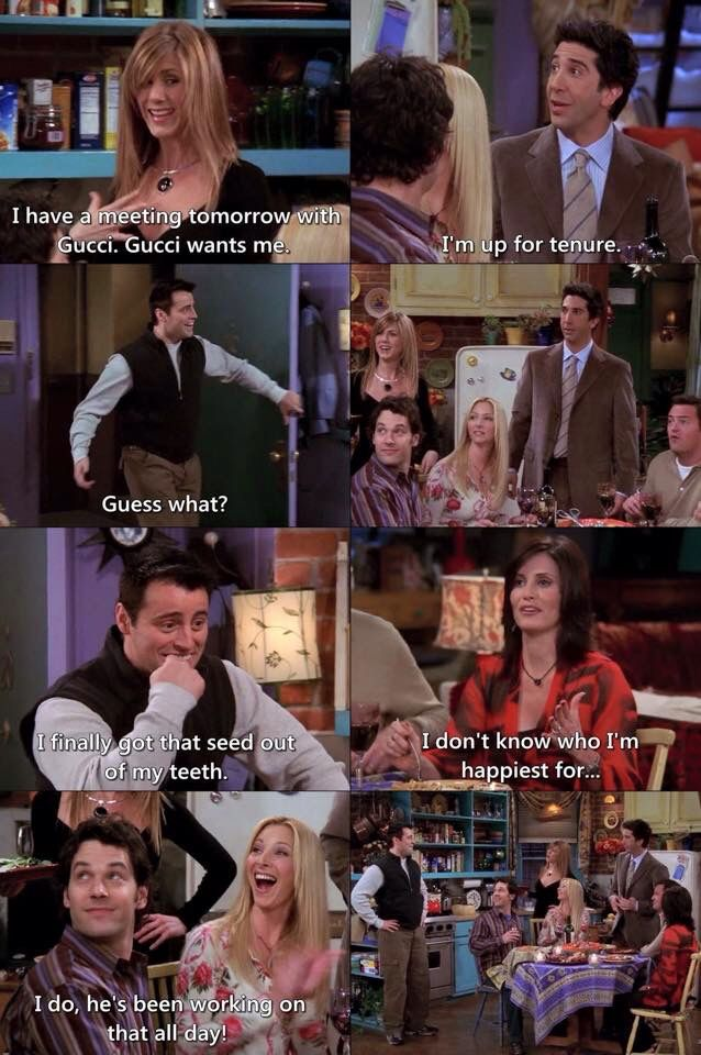 I want to be friends with Phoebe!