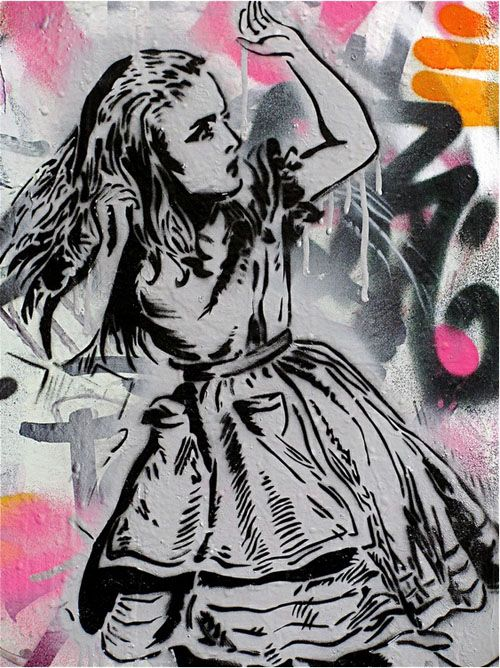 Graffiti Turned into Artistry: 20 Mind-Blowing and Imaginative Samples of Stencil Art
