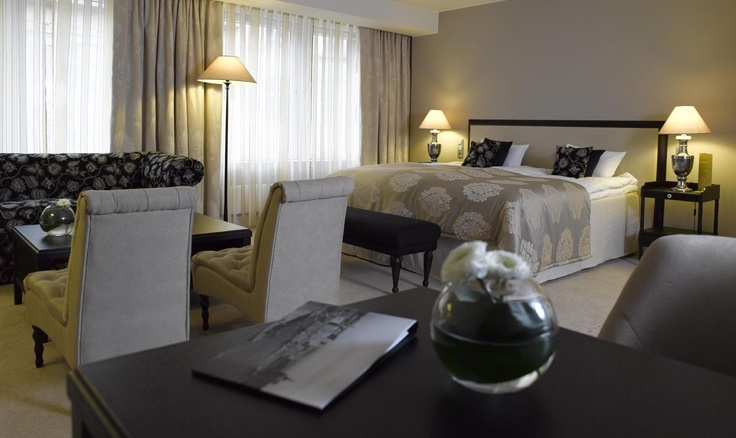 Lux Room: A Lux room is your choice if you have high demands for your stay. Spacious and attractive, Lux rooms are up to 50 square meters in size and incorporate a range of luxurious details to help you relax and enjoy your stay.
