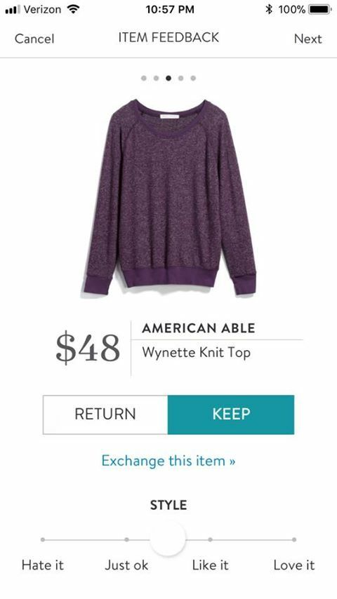 LOVE the color and need casual tops like these for weekends! It looks so soft, warm, and comfy.
