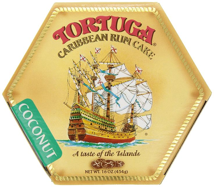 Tortuga Caribbean Coconut Rum Cake, 16-Ounce Box ** More infor at the link of image  : Fresh Groceries