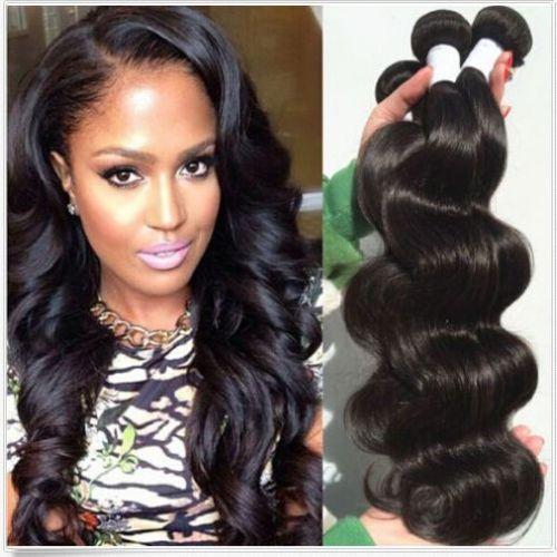 3 Bundles 150g Peruvian Human Hair Extensions Virgin Body Weave Human Hair Weft #Unbranded #WaveBundle