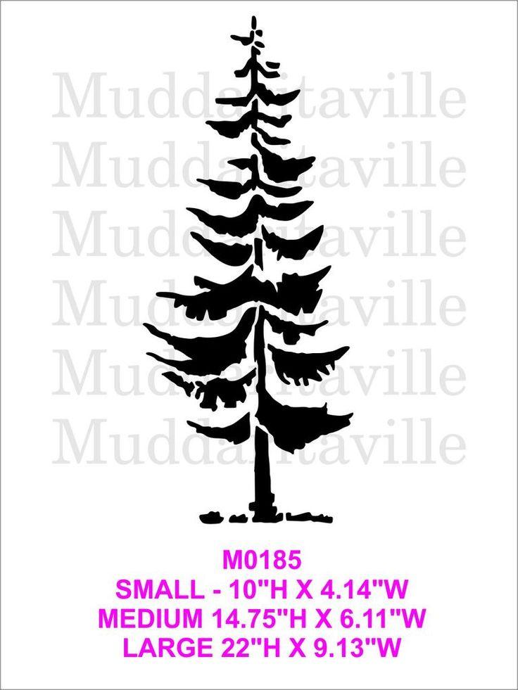 M0185 Sitka Tree