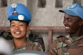 Did you know? With your support, the UN keeps the peace with 120,000 peace-keepers in 16 operations on 4 continents