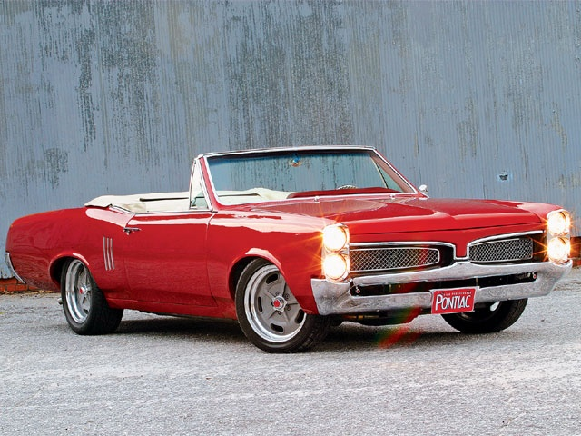 1967 Pontiac Lemans Convertible..Re-pin...Brought to you by #CarInsurance at #HouseofInsurance in Eugene, Oregon