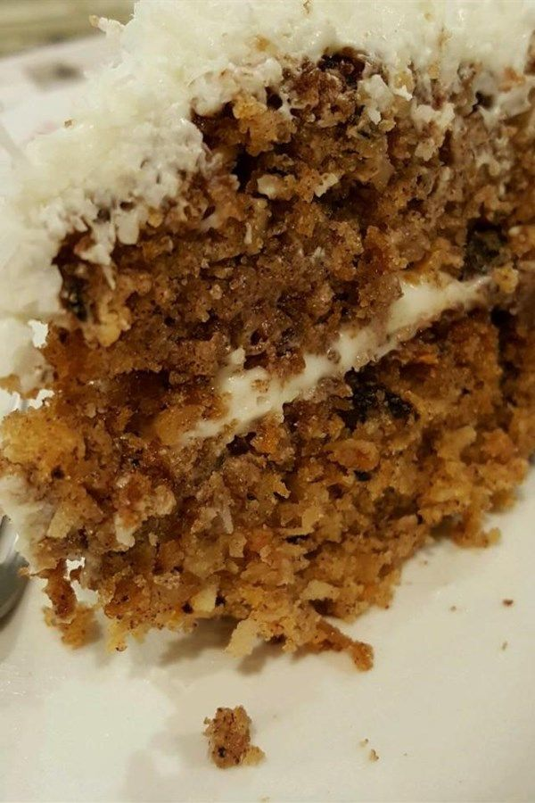 Carrot Pineapple Cake I This Cake Is Absolutely Delicious And The