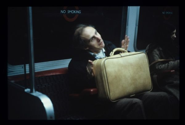 Photographer Bob Mazzer has taken pictures on the tube in London for 40 years – as a 60s schoolboy, carrying a twin-lens Rolleiflex, then as a commuter in the 80s, wielding a Leica M4. This month a collection of his vivid photos were published online at http://www.Spitalfieldslife.com