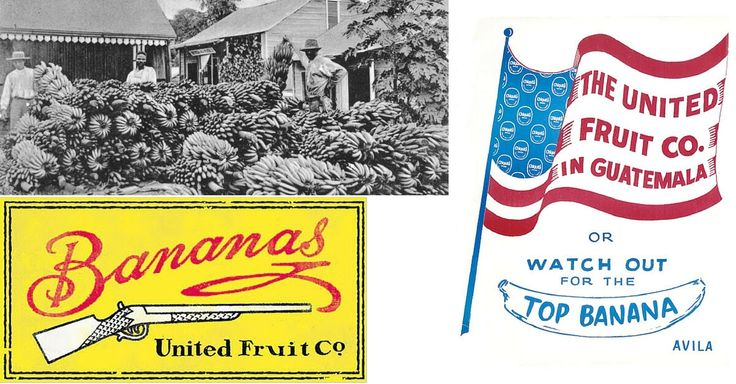 A Country for a Company – The 1954 US Backed Guatemalan Coup To Support United Fruit Company - https://www.warhistoryonline.com/war-articles/country-company-1954-guatemalan-coup-support-united-fruit.html