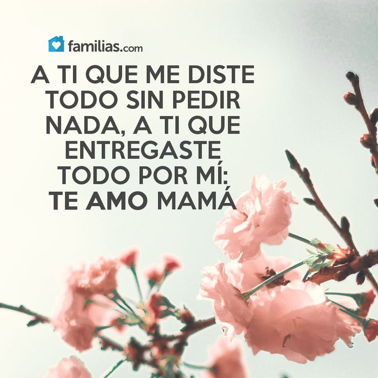 Gracias Madre Quotes 40 best mama images on pinterest | spanish quotes, posts and mothers