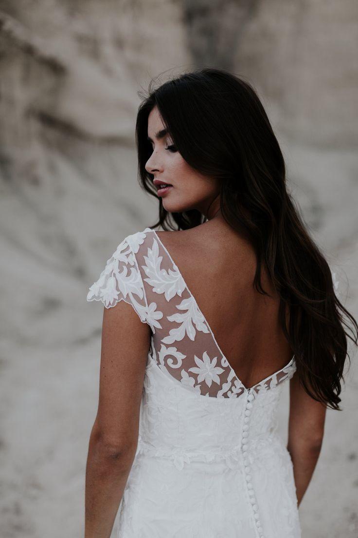 12 besten anna campbell Bilder auf Pinterest | Hochzeitskleider ...
