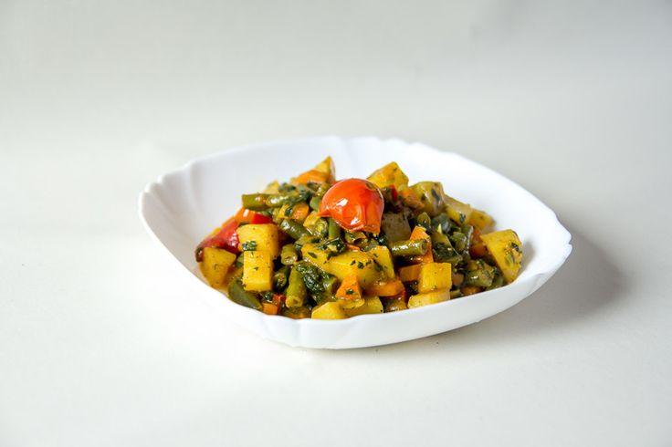 Овощное карри - рецепт - как приготовить - ингредиенты, состав, время приготовления - Леди Mail.Ru