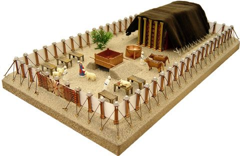 Loved this explanation of the tabernacle and it's symbols. Really brings it to life the New Testament meanings.