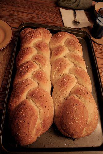 Brighid's Braided Bread