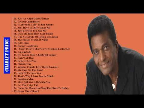 Charley Pride Greatest Hits Album || The best Songs Of Charley Pride [HQ/HD] - YouTube