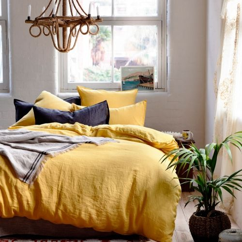 40 Best Linen Pillows Doona Covers Images On Pinterest