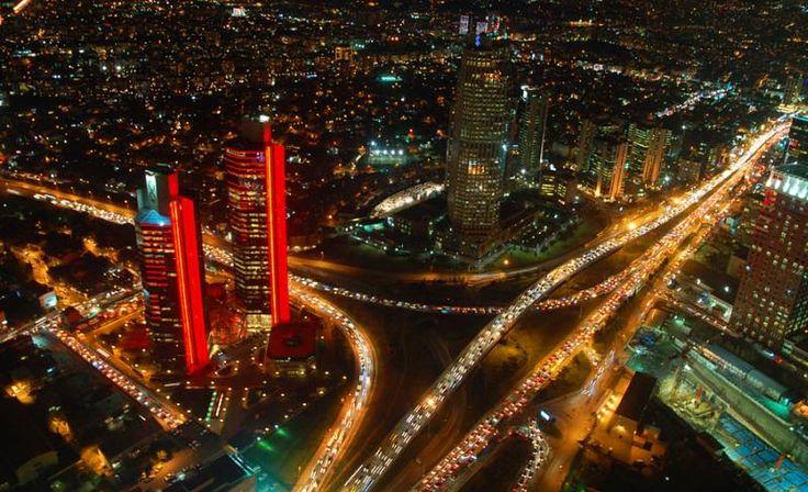 Türkiye'de Şehre Hakim 10 Seyir Terası