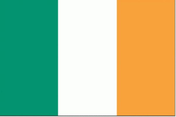 Ierse vlag Ierland Vlaggenclub