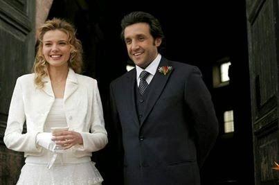 """Flavio Insinna Il Conducente: Flavio e """"Ho sposato uno sbirro"""""""